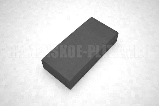 плитка английский булыжник цвет черный
