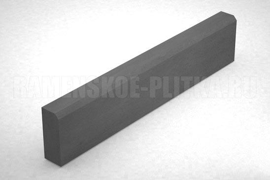 бордюр бр 100.20.8 цвет черный