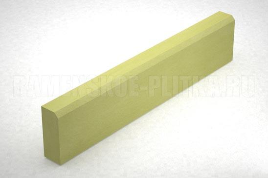 бордюр бр 100.20.8 цвет желтый