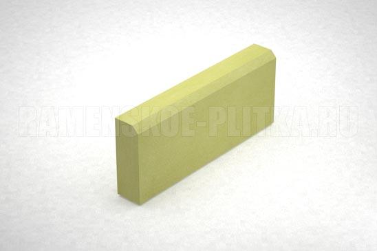 бордюр бр 50.20.7 цвет желтый