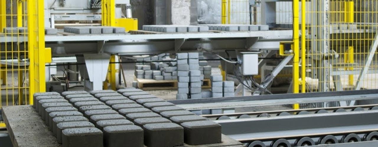 производство вибропрессованной плитки