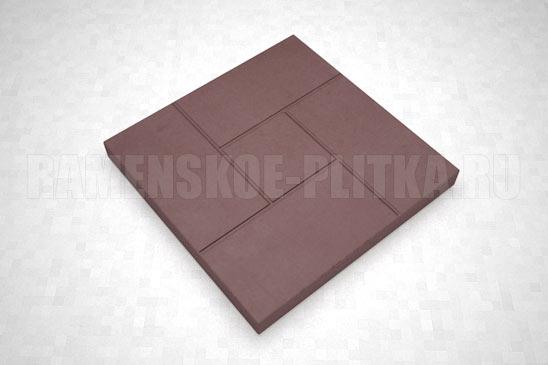 плитка калифорния цвет коричневый