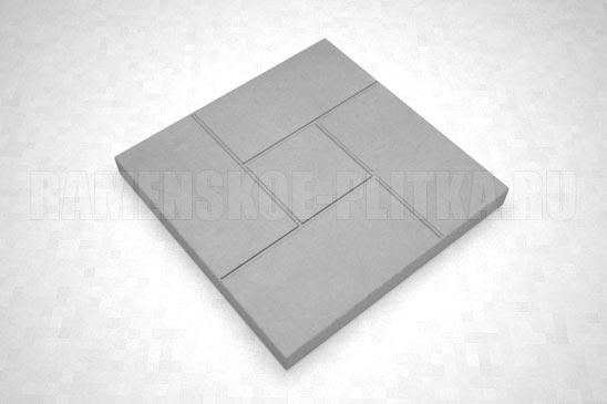 плитка калифорния цвет серый