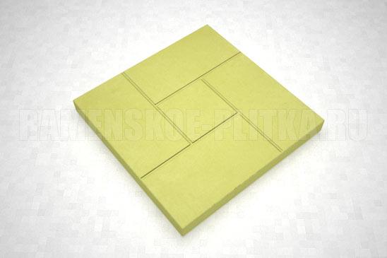 плитка калифорния цвет желтый