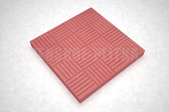 плитка паркет цвет красный