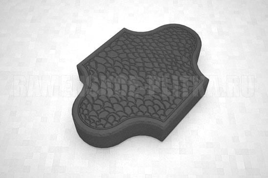 плитка рокко цвет черный