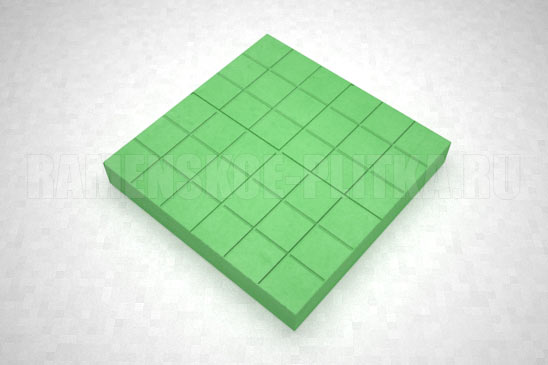 плитка сетка цвет зеленый