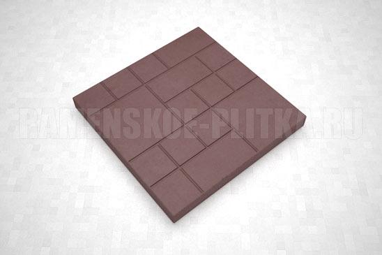 плитка шоколадка цвет коричневый