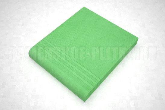 ступень цвет зеленый