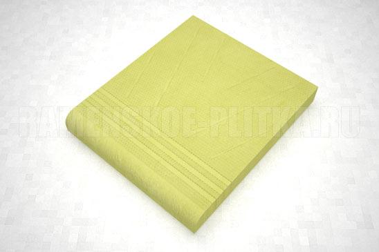 ступень цвет желтый