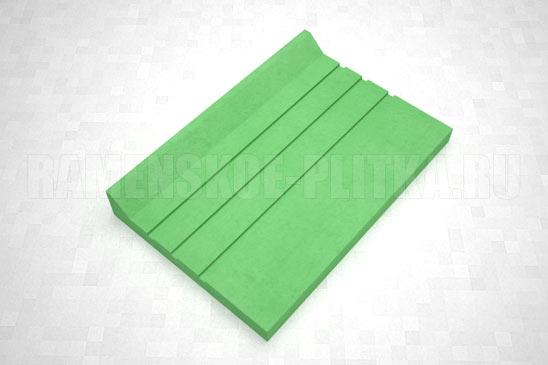 подступенок цвет зеленый