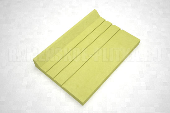 подступенок цвет желтый