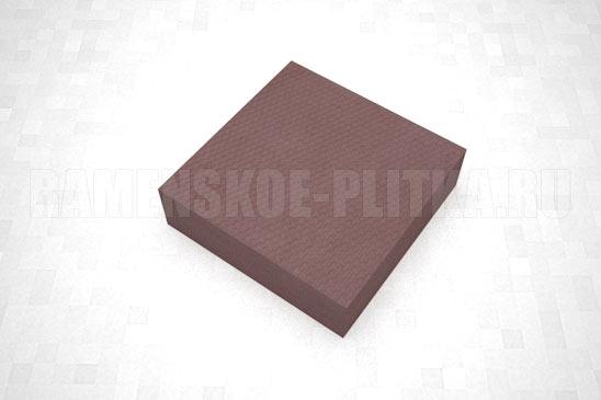 элемент ступени #5 цвет коричневый