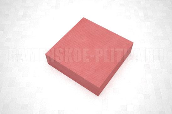 элемент ступени #5 цвет красный
