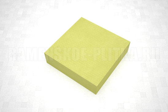 элемент ступени #5 цвет желтый