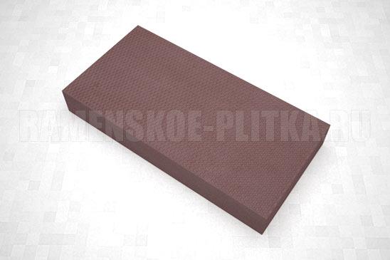элемент ступени #6 цвет коричневый