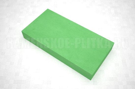 элемент ступени #6 цвет зеленый